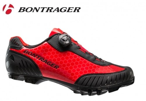 Bontrager Buty SPD FORAY Viper Red 8922a