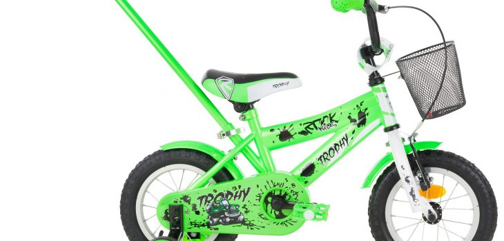 "Rock Kids TROPHY 12"" zielony (R18-0167)"