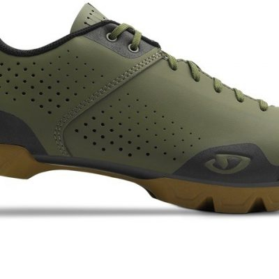 Giro Buty rowerowe PRIVATEER LACE olive gum