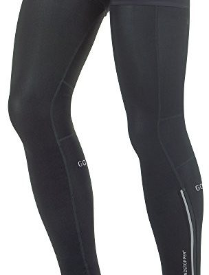 Gore Wear C3 WINDSTOPPER legginsy, czarny, m -9900-Medium100414990004-9900