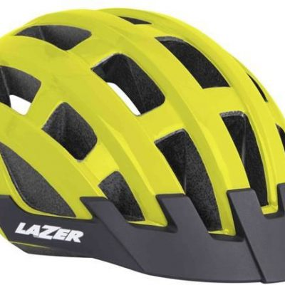 Lazer Lazer Kask Compact Flash Yellow 5420078850058