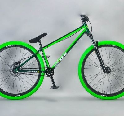 Mafiabikes MTB Dirt BlackJack D Green 2020 MAF-BJ-03