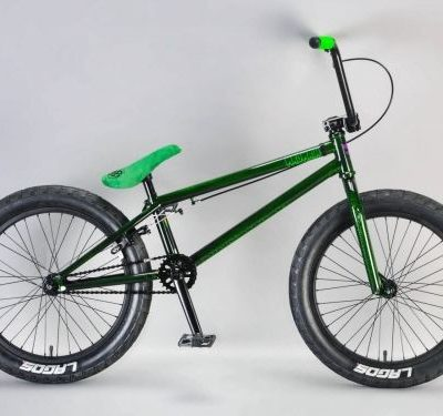 Mafiabikes Rower BMX Madmain 20 Green Crackle 2020 MAF-M2-GREEN