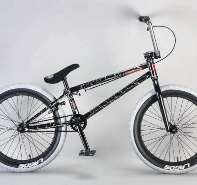 Mafiabikes Rower BMX Madmain 20 Grey Crackle 2020 MAF-M2-GREY