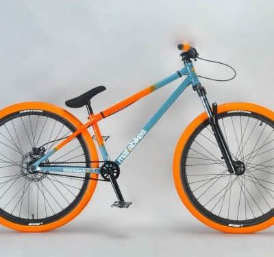 Mafiabikes Rower MTB Dirt BlackJack D Grey Orange 2020 MAF-BJ-04