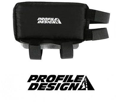 PROFILE DESIGN PROFILE DESIGN Torebka na ramę rowerową Nylon E-Pack Small
