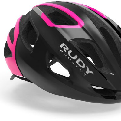 RUDY Project Project Strym Black Pink Fluo HL640041