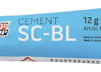 Tip Top Special Cement Bl 12G - 14Ml (5902730111528)
